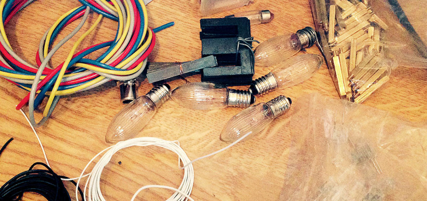 Bits, bobs and bulbs
